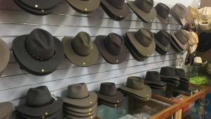Clothing outdoor hats and akubra wide brim hats