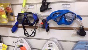Snorkelling masks kits for kids